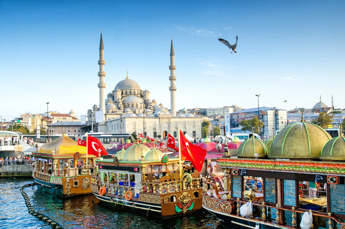 Как меня разводили в Стамбуле