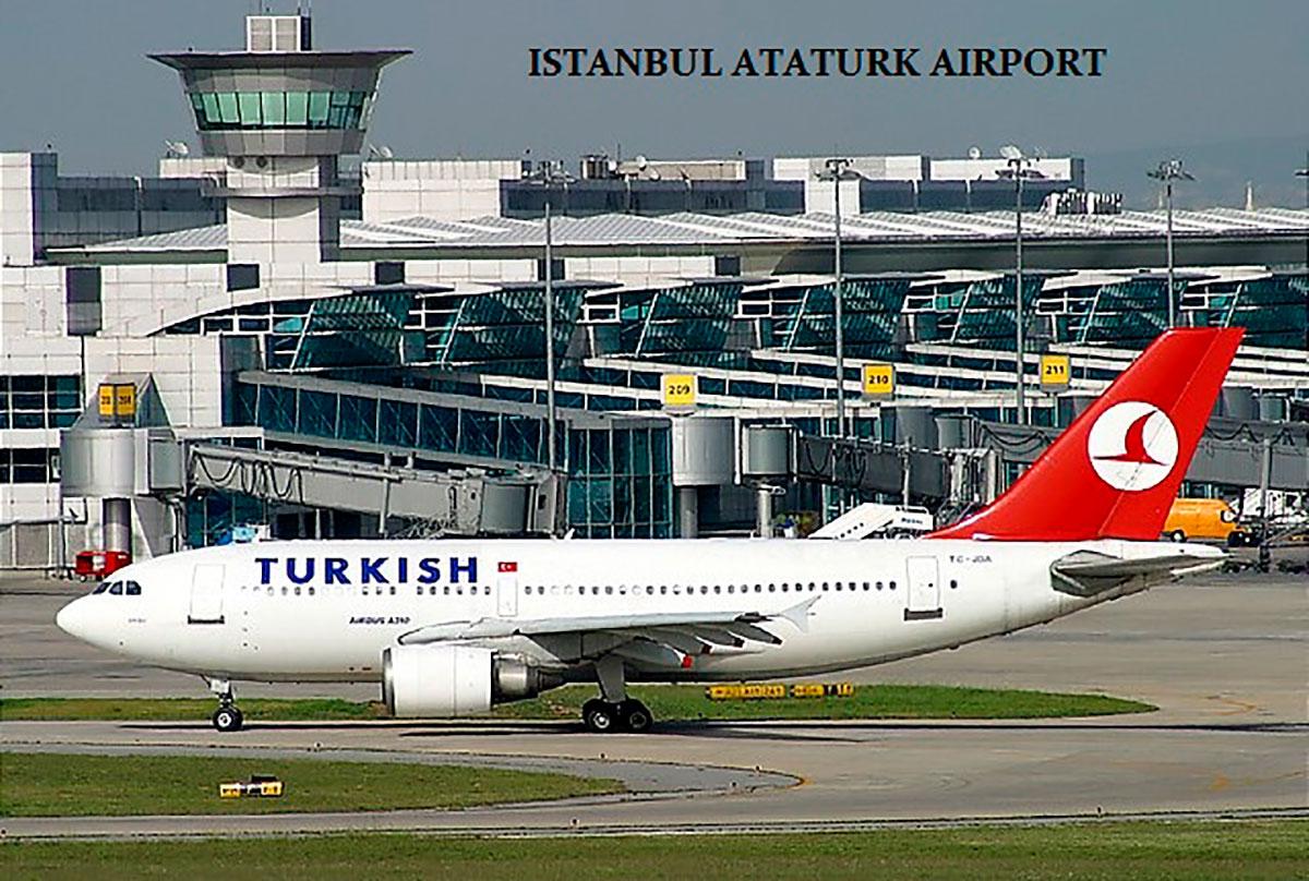 Ataturk-Istambul
